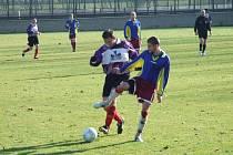 FK Kněževes B - SK Pavlíkov B