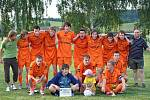Okresní pohár dorostu vyhrál Zavidov