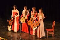 Kytarové kvarteto guit Artistas.