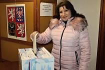 Nově zvolená zastupitelka za ODS Petra Kališová