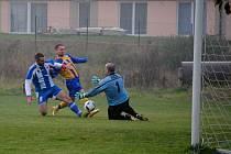 Olešná porazila Senomaty 3:0 (2:0), OP - podzim 2016