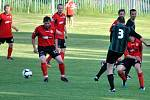 Sparta Lužná zdolala FK Hředle, OP Rakovnicka