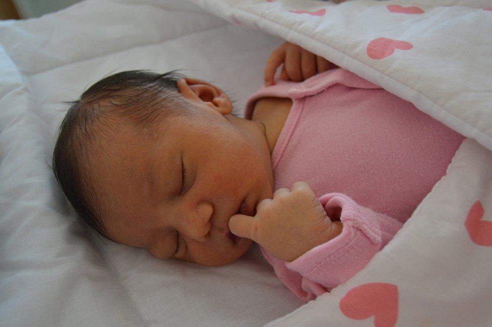 Amálie Malvína Tancošová, Jesenice. Narodila se 10. září 2019. Po porodu vážila 2,9 kg a měřila 48 cm. Rodiče jsou Dominika a Pavel. Sestra Pavlínka a bratr Dominik.
