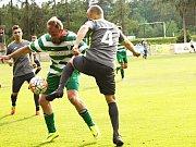 Tatran Rakovník v závěrečném kole Fortuna divize porazil Most po penaltovém rozstřelu, když v základní hrací době skončil duel 2:2.
