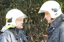 Zdeněk Ledvinka (vlevo)