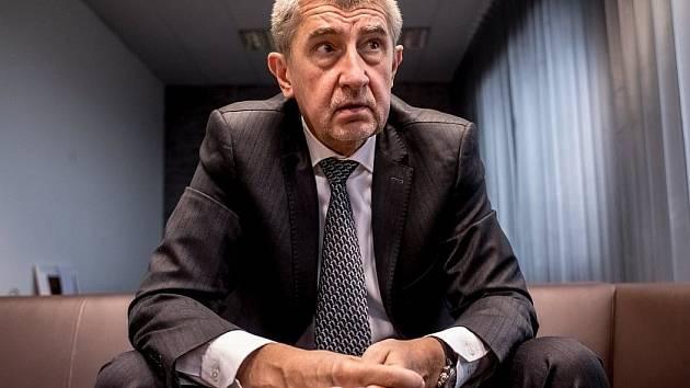 Andrej Babiš - ilustrační foto.