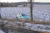 Dopravní nehoda ilustrační foto