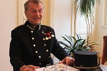 Ceremoniář a sekretář Spolku vojenských vysloužilců arcivévody Reinera