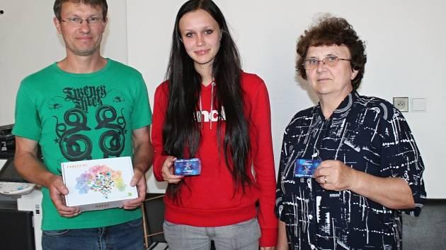 Josef Maršál, Lenka Maršálová a Jaroslava Ransdorfová