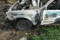 Dopravní nehoda u Jesenice.