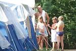 Dětský tábor Krty