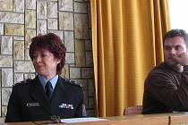 Tisková konference v Rakovníku
