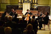 Koncert Heroldova kvarteta a Jana Macha.