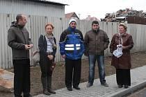 Dokončení rekonstrukce místních ulic Nádražní a Rabasova