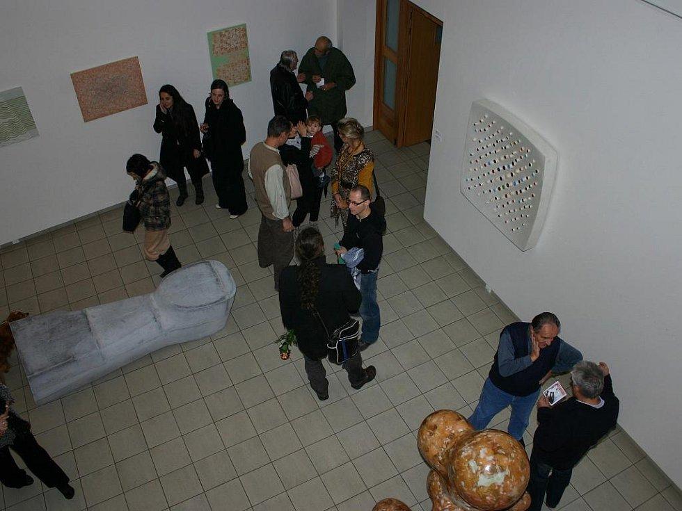 Sochaři v Rabasově galerii
