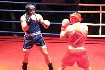 Večer bojových sportů