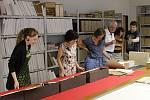 Dny otevřených dveří v rakovnickém archivu.