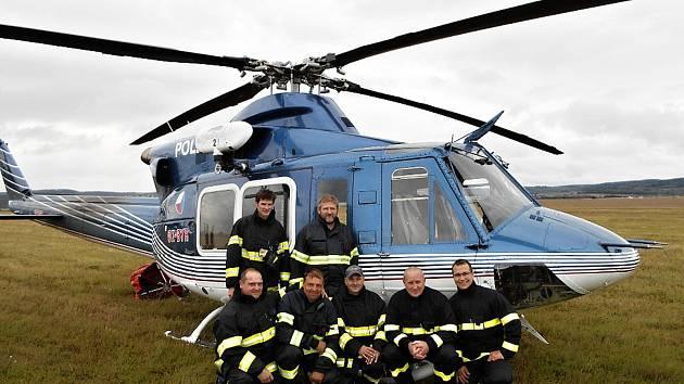 Sbor dobrovolných hasičů v Lubné funguje již 135 let.