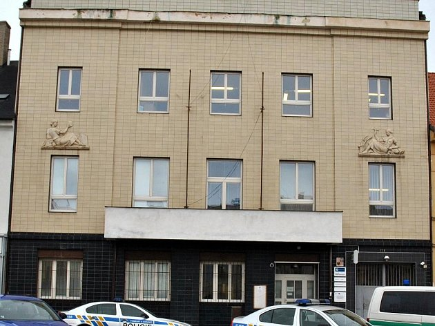 Budova Policie ČR - Husovo náměstí