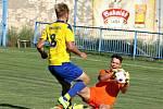 Fotbalisté Mšeci prohráli v prvním přípravném duelu se Lhotou 0:2.