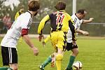Fotbalisté Olympie Rakovník zdolali Kroučovou 3:1. Foto: Alžběta Brabcová