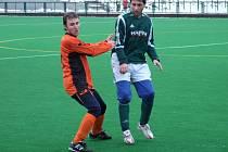 Foto ze sobotních duelů turnaje na umělé trávě SK Rakovník.