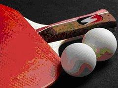 Ilustrační foto stolní tenis