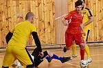 Na vánočním turnaji v rakovnické sportovní hale triumfovalo podbořanské Impérium.