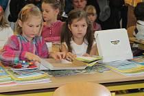 Začátek školního roku v ZŠ Nové Strašecí
