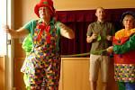 Slavnostní otevření nového loutkového divadla v KD Jesenice