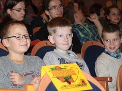 Popelka 2015 Rakovník v Tylově divadle