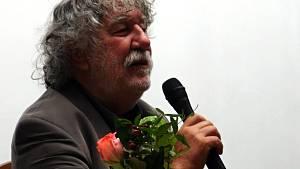 Režisér Zdeněk Troška ve Mšeci