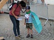Orientační závod dětí a rodičů odstartoval jedenáctý ročník Rakovnického cyklování.