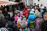 Tradiční adventní jarmark Pohoda v Brance.