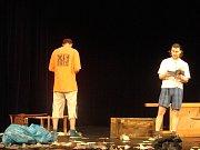 V Tylově divadle se uskutečnilo listování pro školy.