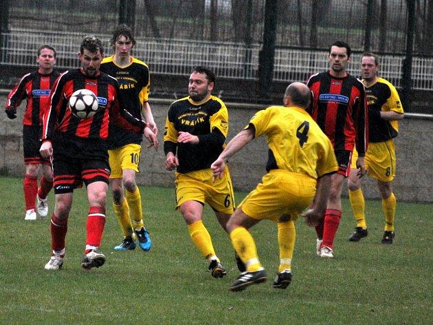 Derby: FK Kněževes - TJ Sparta Lužná