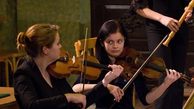 Koncert Barokního orchestru Pražské konzervatoře