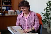 Milada Břeňová vzpomíná na své začátky u pošty