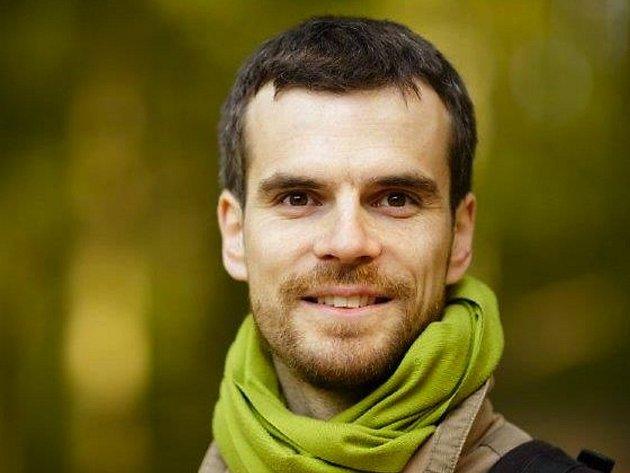 Jan Froněk, metodik programu Les ve škole.