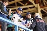 Hokejisté HC Rakovník zvítězili ve Slaném 3:1.