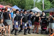 Festival Skotsko v Kostelíku v roce 2019.