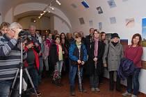 Výstava Dalibora Blažka Bez očí