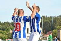 Lány - Mutějovice 3:0, podzim 2011