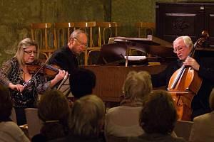 České trio - koncert v Rakovníku
