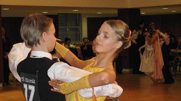 Taneční soutěž Nezbedný Bakalář 2008
