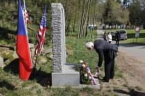 Pietní akt k uctění obětí druhé světové války - ilustrační foto