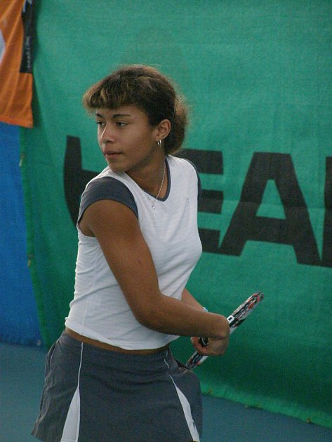 Česká reprezentantka Permilla Mendesová porazila ve finále Kolarovou ze Slovinska