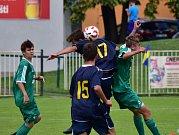Starší dorostenci SK Rakovník prohráli v závěrečném kole divize se Sedlčany 1:3.