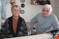 Zdeněk Černý a Milan Vlček