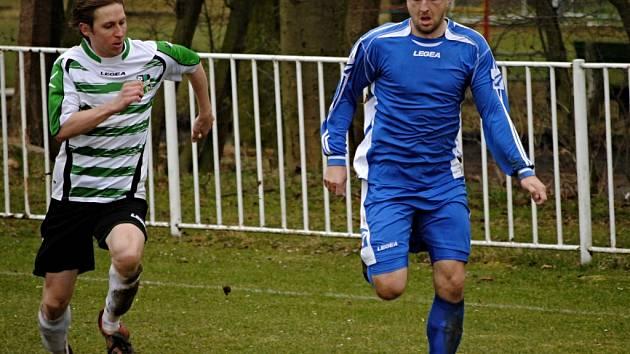 FK Chmel Mutějovice - Sokol Mšec 0:5, I. B třída - jaro 2015